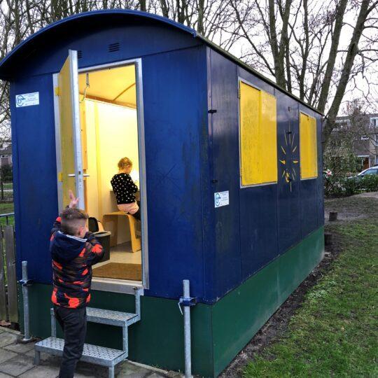 Nieuwe ruimtes BSO Het Vossenhol