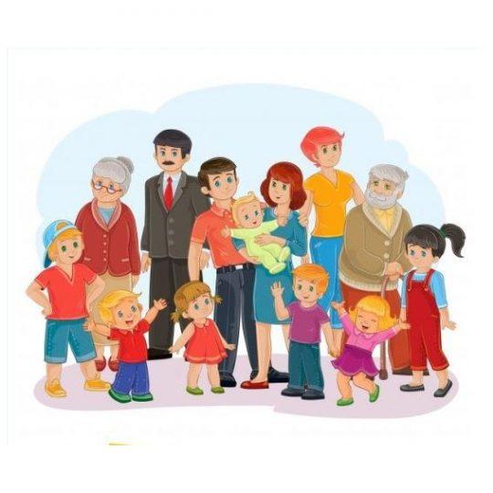 Nieuw thema: Familie!