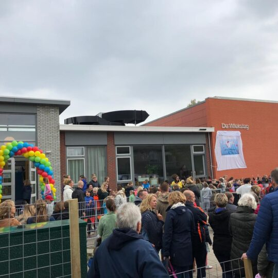 De Wiekslag is open!