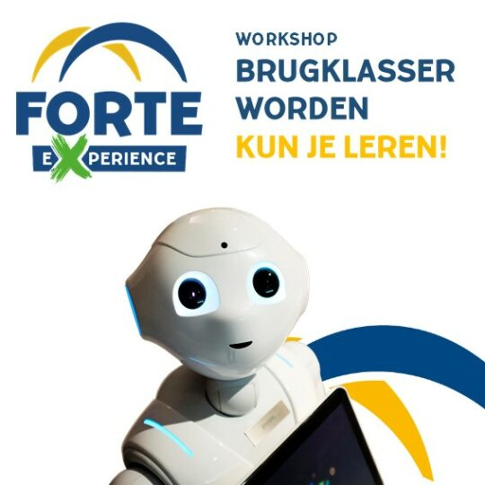Workshop Brugklastraining en Robotfun