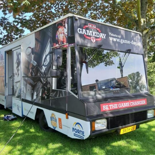 GameDay bus