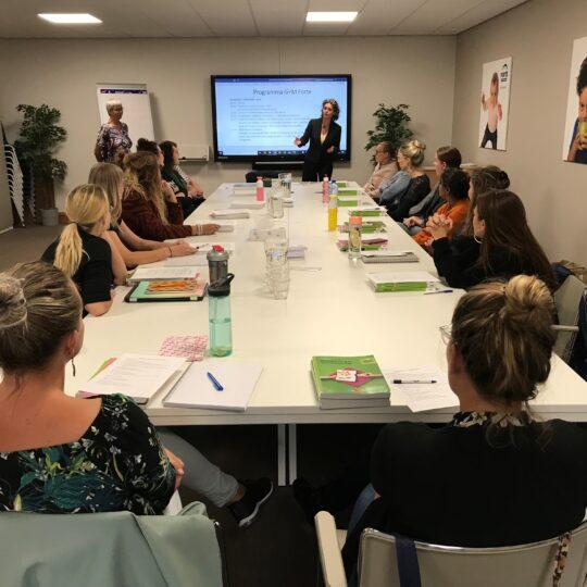 In company opleiding: Pedagogisch medewerkers van niveau 3 naar 4