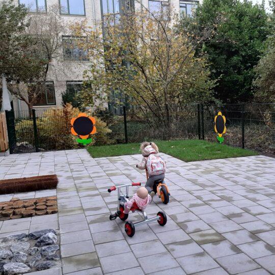 Nieuw kinderdagverblijf bij de Ondernemerstuin in Alkmaar