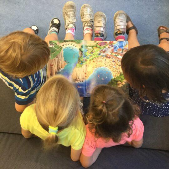Open ochtend Montessorischool en Peuterklas