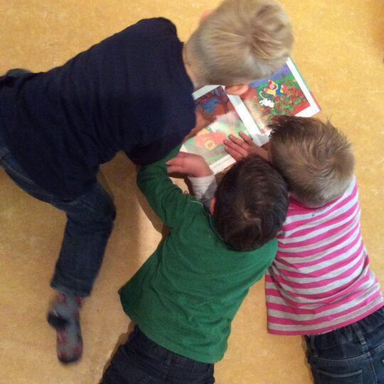 Boeken, boeken, boeken!