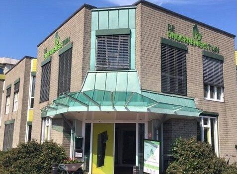 Opening kinderdagverblijf in de Ondernemerstuin Alkmaar