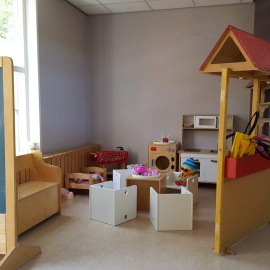Nieuw kinderdagverblijf in Egmond aan Zee