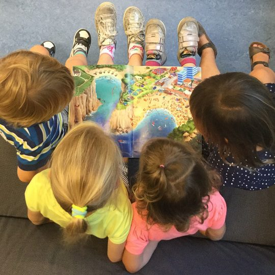 Montessorischool Castricum en Forte Kinderopvang verhuizen samen