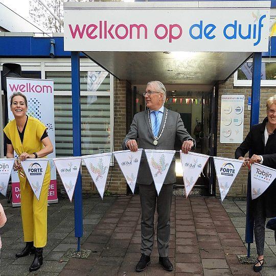 Kindcentrum De Duif Heiloo officieel geopend