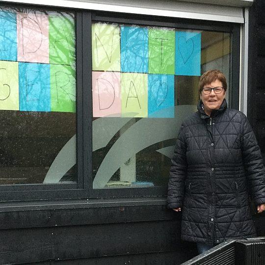 Afscheid Gerda van De Molen