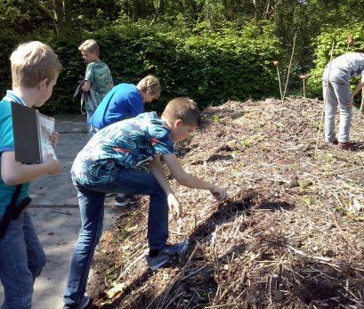 Forte Experience organiseert: Tuin van de Toekomst