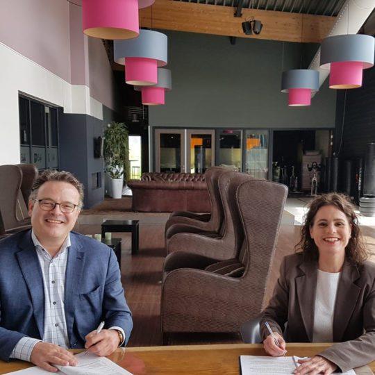 Forte start met sportieve kinderopvang in Heerhugowaard
