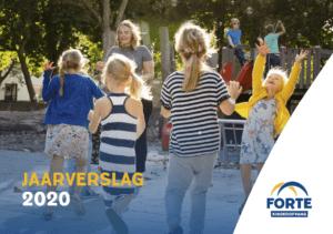 Jaarverslag 2020 Forte Kinderopvang