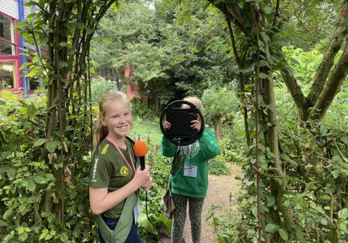Video: Stap in Tuin van de Toekomst